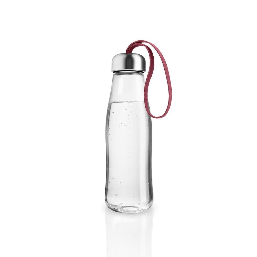 Glastrinkflasche 0,5l Pomegranate