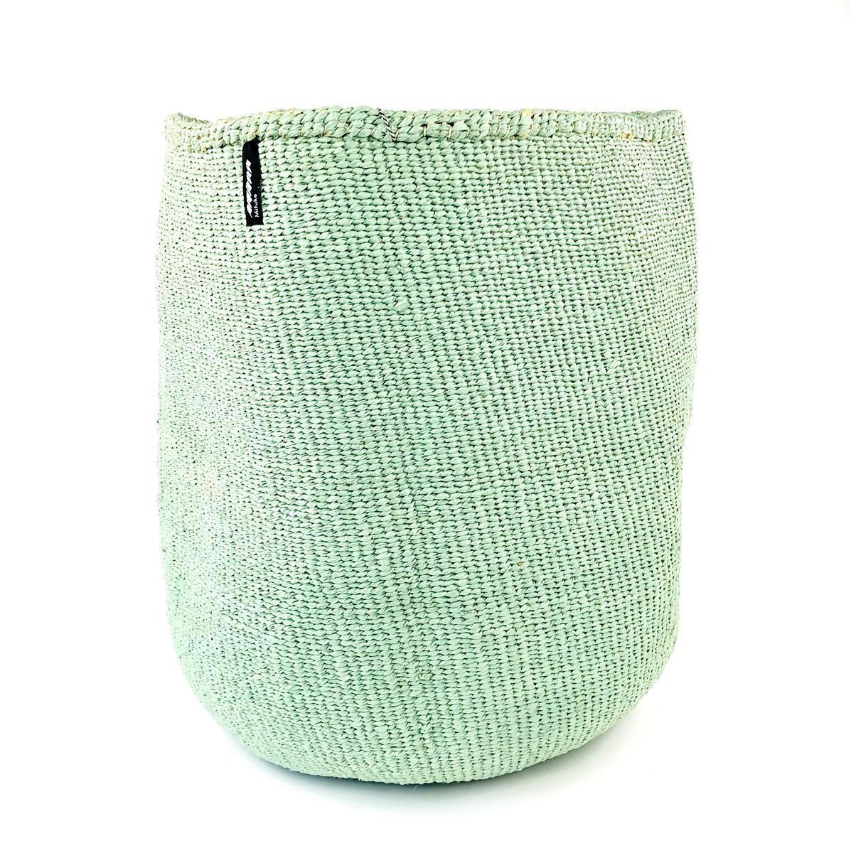 Bodenkorb KIONDO XL Salbeigrün